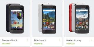3 Smartphone Murah Pertama Yang Memakai Android 5.1 Lollipop diIndonesia