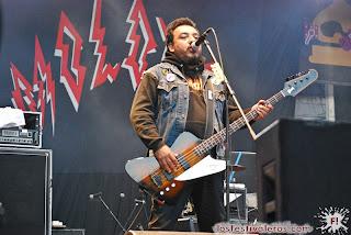 Molotov en Sziget Festival 2012