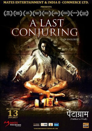 A Last Conjuring 2017 Pre-DVDRip 300MB Hindi Dubbed 480p Watch Online Full Movie Download bolly4u