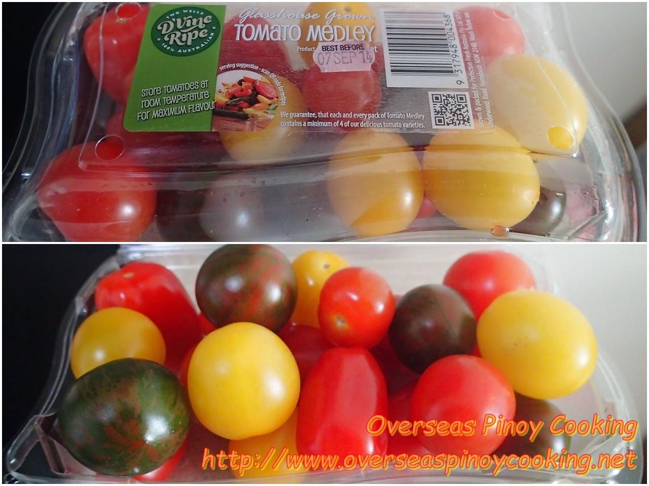 Rainbow Tomatoes