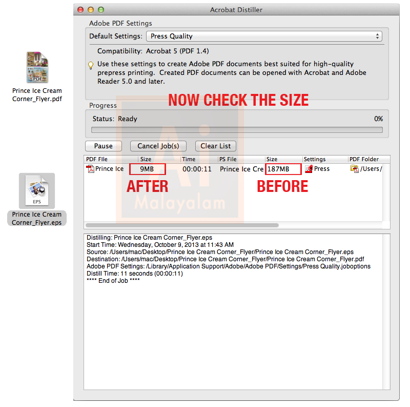 Adobe Pdf Flyer
