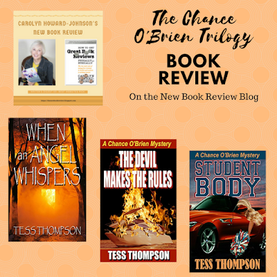Charlene Tess Series of Mysteries