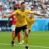 Bélgica vence a Inglaterra e garante o terceiro lugar da Copa do Mundo