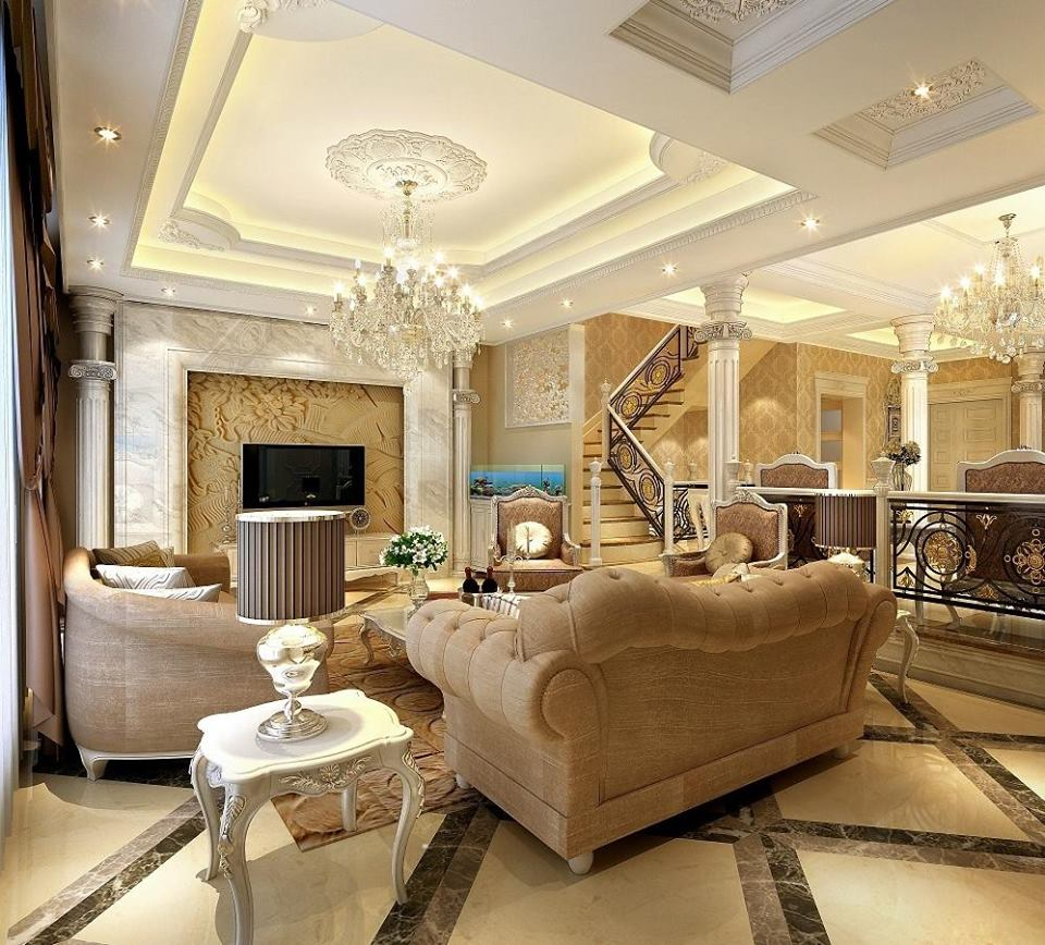 Top 10 Modern Living Room Designs  Dwell Of Decor
