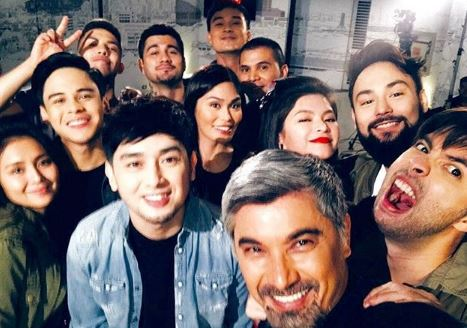 BTS: The Supporting Characters of La Luna Sangre Along With THE Jacintha Magsaysay!