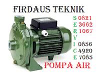 Service POMPA AIR Jakarta Selatan | Firdaus Teknik 0821 3662 1067