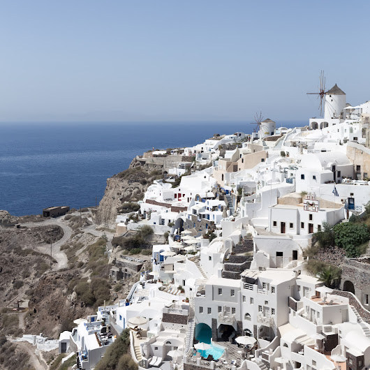 Santorini (A Photo Essay)