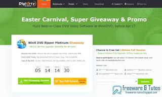 WinX DVD Ripper Platinum gratuit et en français !