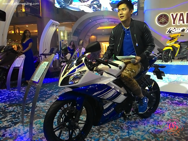 Yamaha Brings International Motorshow in Cebu Philippines 2015
