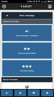 Airline manager 2, Game Simulasi Perusahaan Pesawat Terbaik di Android