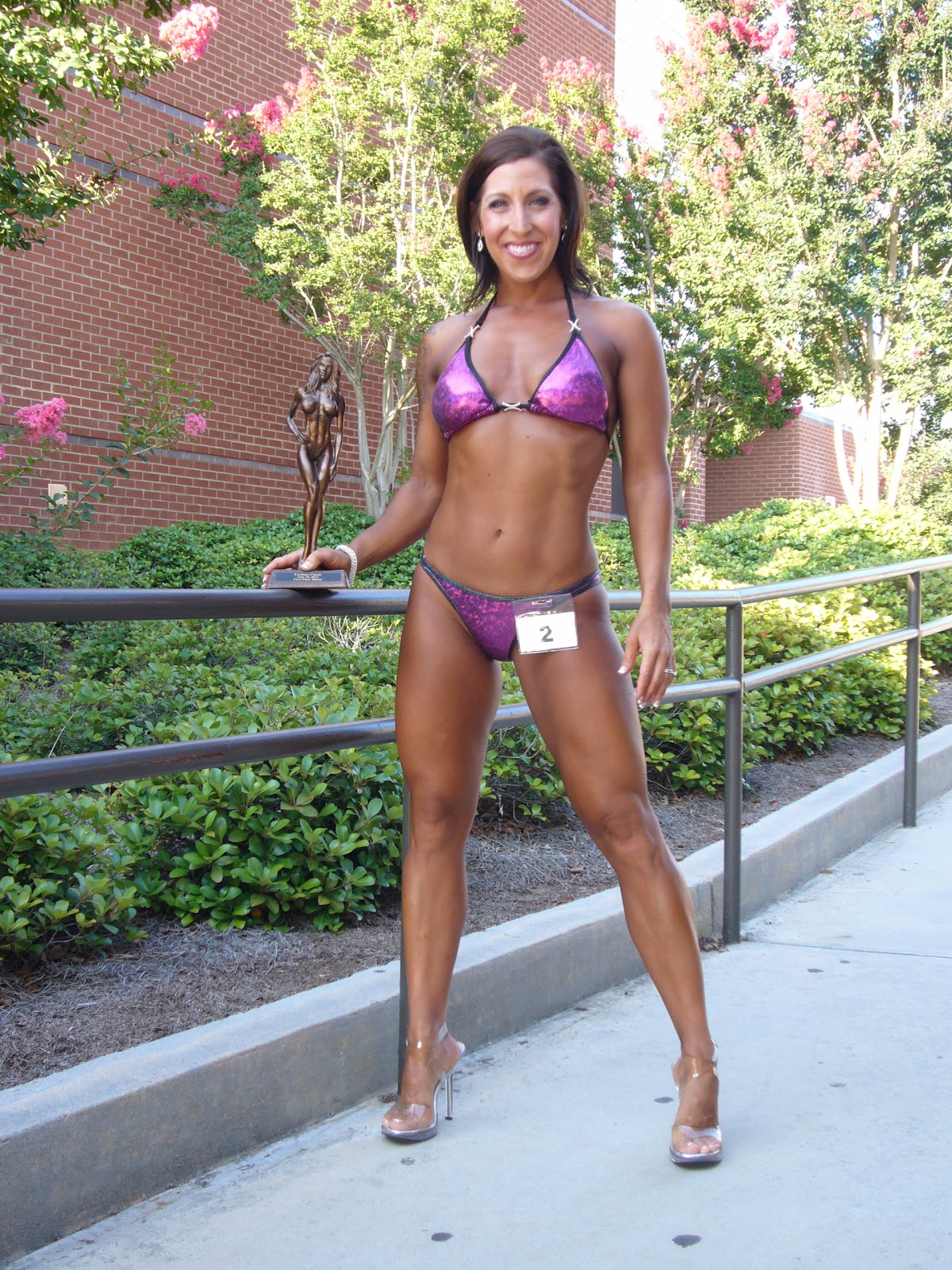 All Natural Beauty Products For: All Natural Figure Competitor