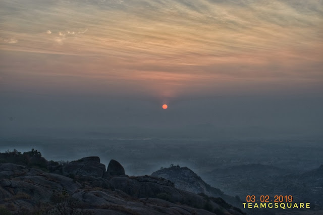 Top Place to Watch sunrise around Bengaluru