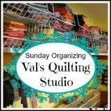 My Sunday Organizing Series