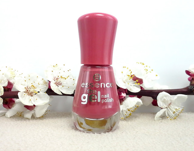 Essence The Gel Nail Polish 48 My Love Diary