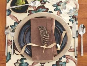 tabletop+3 Holiday Table Setting Ideas 17