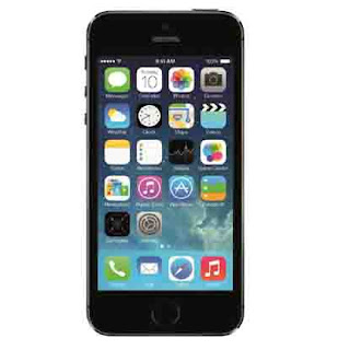 Deals on Apple iPhone 5s (Space Grey, 16GB)