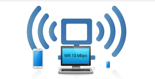 Memahami WiFi 10 Mbps Untuk Akses Maksimal Berapa hp?