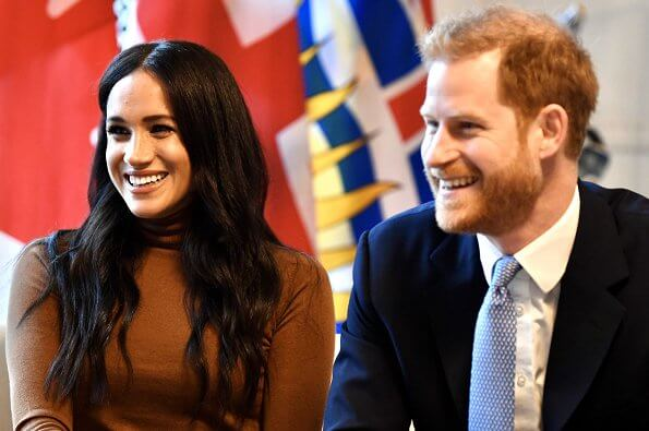 HRH styles, the couple will still retain them. They will be known as Harry, Duke of Sussex, and Meghan, Duchess of Sussex