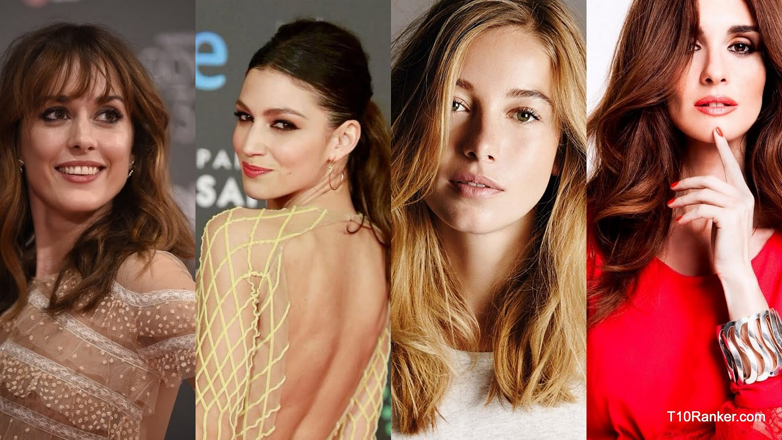 Either Way They Are All Considered Very Sexy Spanish Actresses These Are The Hottest Spanish Female Actors
