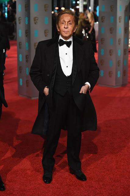 BAFTA 2016, Valentino Garavani
