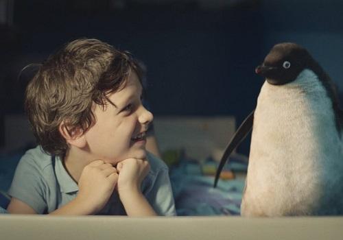 一個小男孩和小企鵝,創下2000萬人次點閱,數位時代最美好的力量