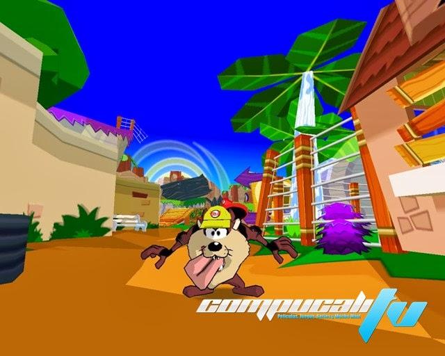 TaZ Wanted PC Full Español
