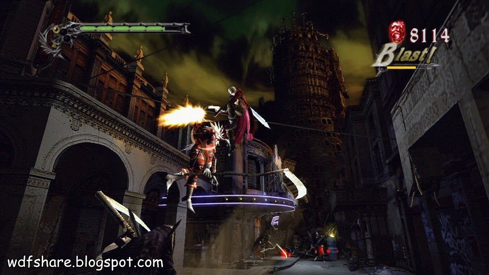 Devil May cry 3 Full Version