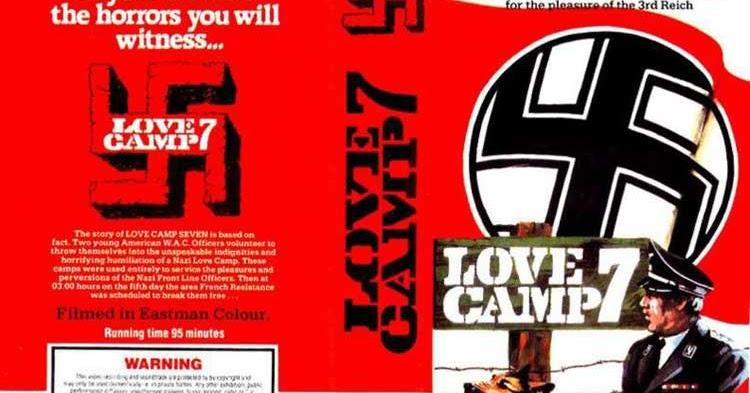 Love Camp 7 UNCUT Pre-cert (1968) USA DPP39