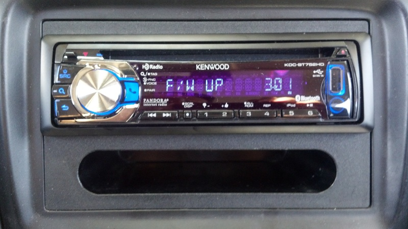 CurrentlyVince: Singing the Kenwood Bluetooth blues