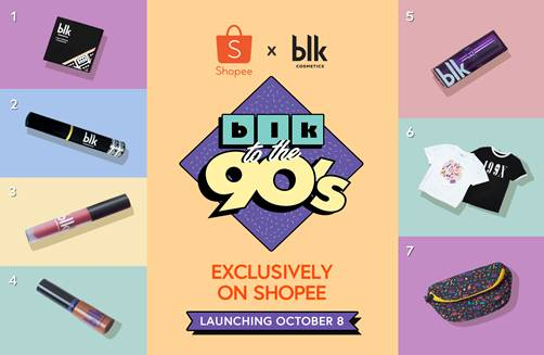 blk's First Anniversary Collection