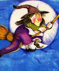 Fábula para niños la Bruja, fábulas cortas con moraleja