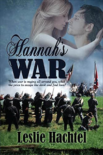 Hannah's War - a Historical Romance by Leslie Hachtel