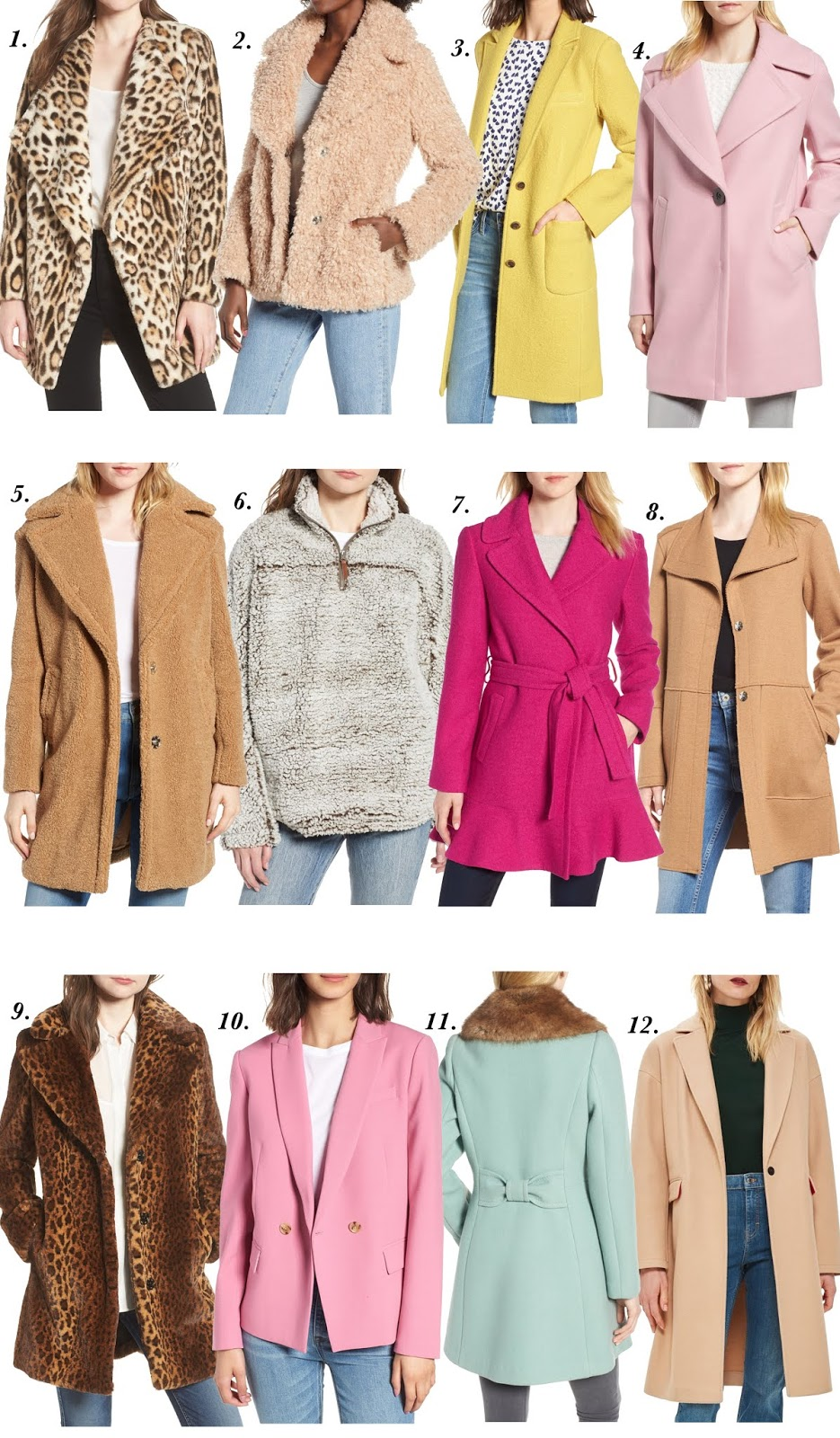 2018 Nordstrom Anniversary Sale: Coats and Jackets - Something Delightful Blog