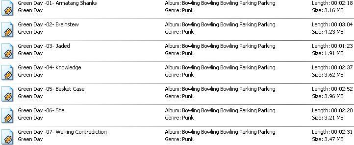 Download Lengkap Full Album GREEN DAY 1988 - 2016 (RAR/ZIP