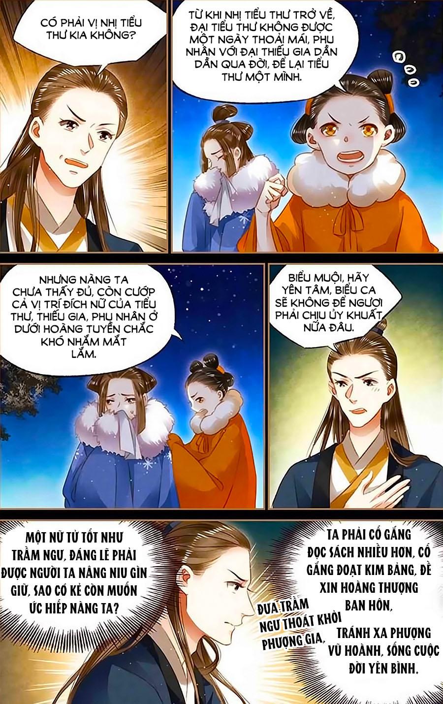Thần Y Đích Nữ chap 105 - Trang 7