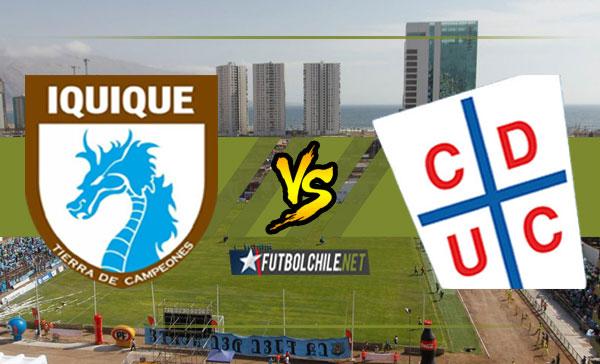 PREVIA; Deportes Iquique vs Universidad Católica - 18:00 h - Primera División - 04/03/16