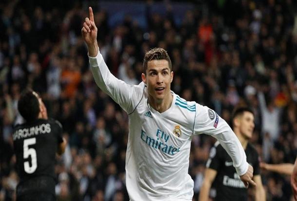 PSG Menelan Kekalahan 1-3 Atas Real Madrid