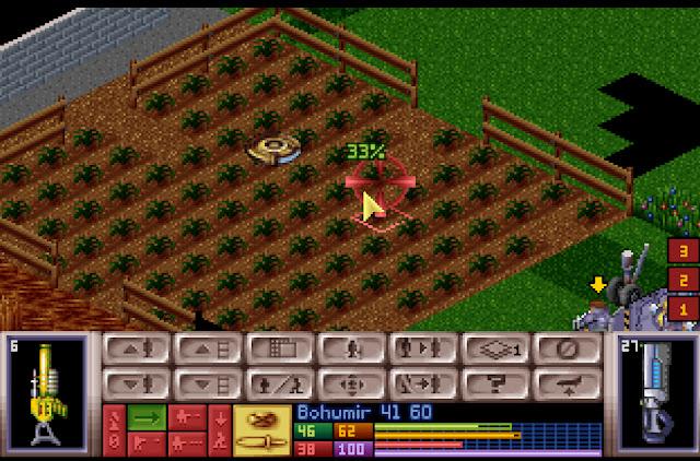 Open Xcom - Rail Gun Screenshot