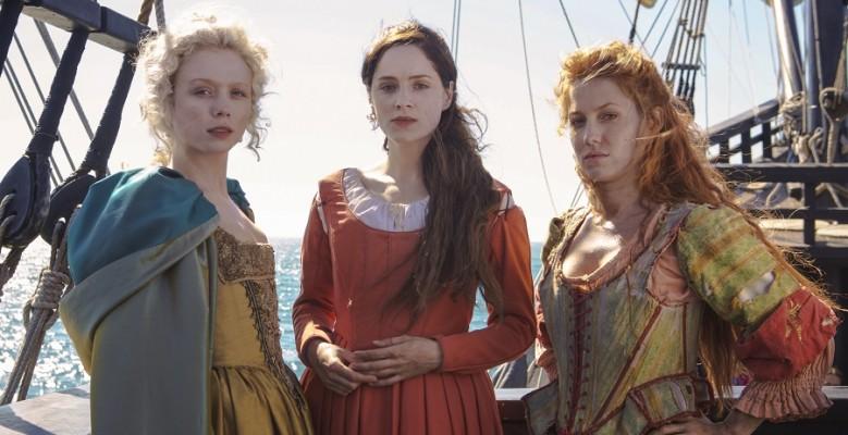 Protagonistas de Jamestown