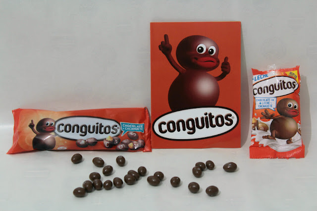 conguitos de chocolate