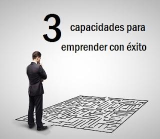 capacidades para emprender un negocio con éxito