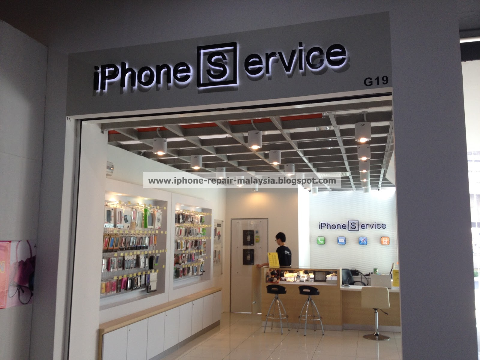 iPhone Repair Service in Malaysia: Contact and Location