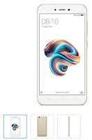 Xiaomi redmi 5a gold Mobile phone