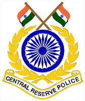 Central Reserve Police Force, CRPF, Police, Force, 12th, ASI, Assistant Sub Inspector, freejobalert, Latest Jobs, Sarkari Naukri, crpf logo