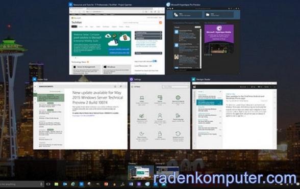 Penjelasan Lengkap Windows 10