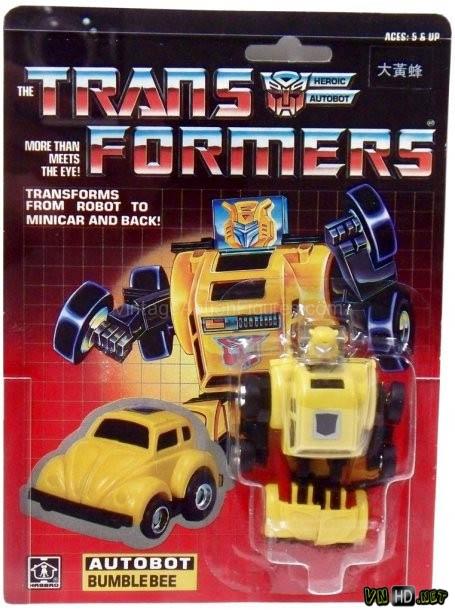 Transformer- Generation 1