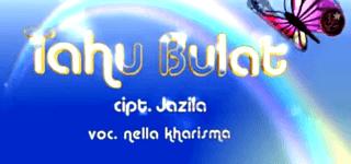 Lirik Lagu Tahu Bulat - Nella Kharisma