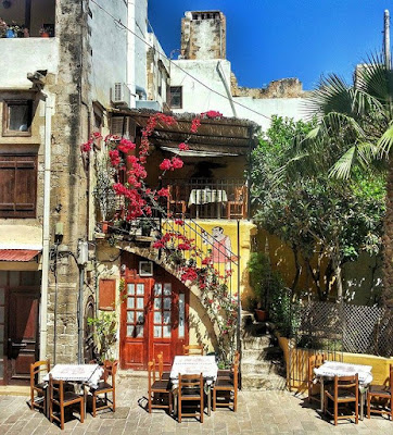 Chania Vecchia Creta