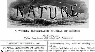 引領科學150年的《自然》雜誌