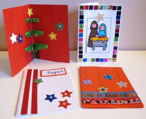 Angolino Di Liana Laboratorio Per Bambini Biglietti Di Natale